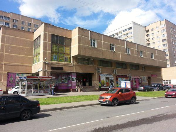 Торговый центр на ул. Перовская, 31