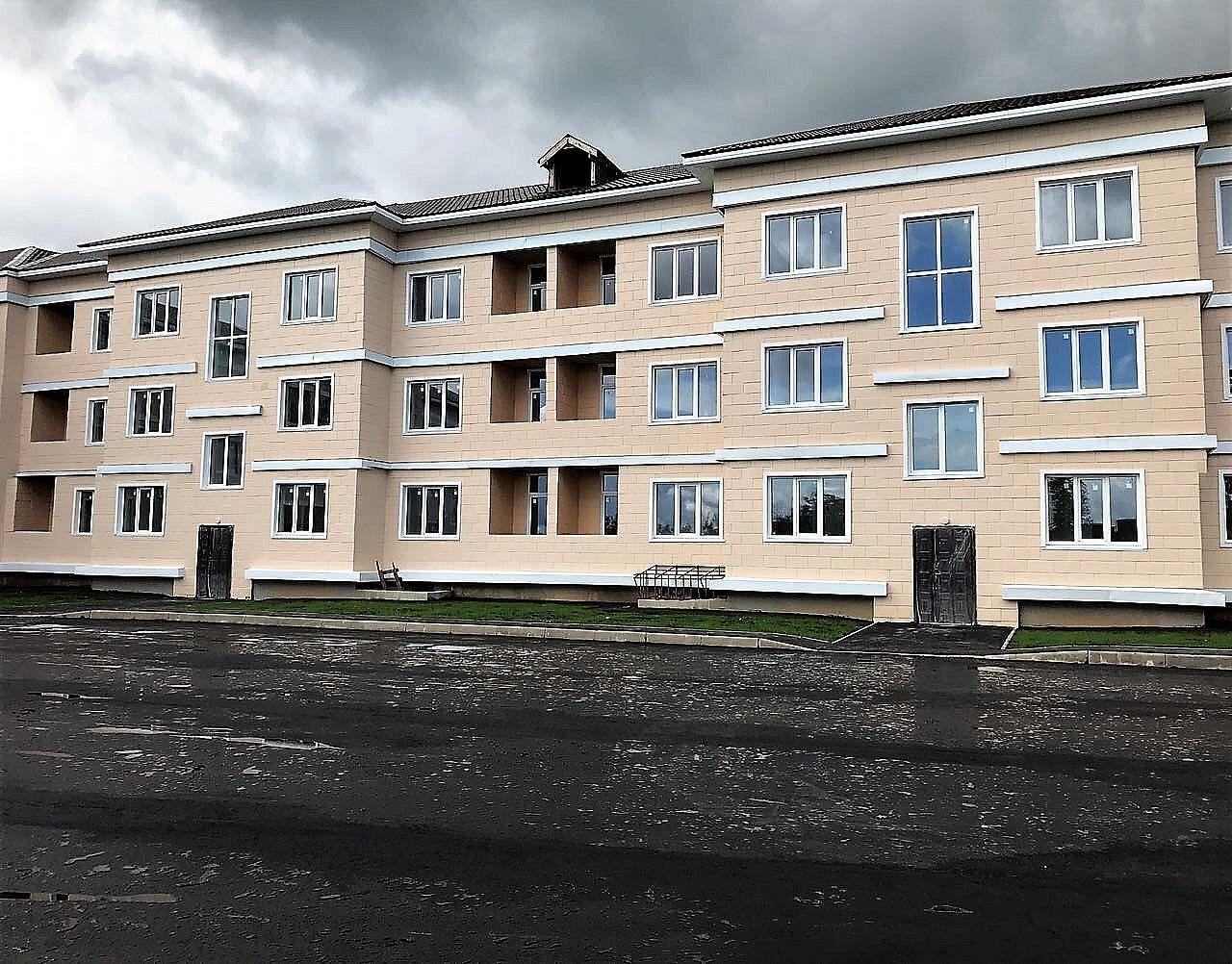 жилой комплекс Останкинский