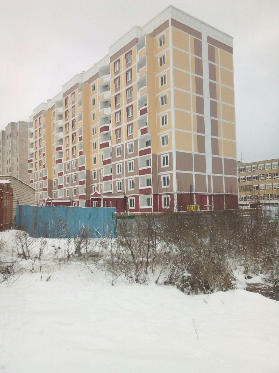 фото ЖК по Рабочему пр-ту