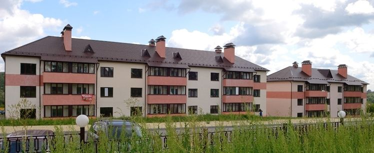 купить квартиру в ЖК Резиденция Горки