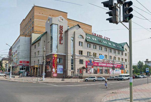 Многофункциональный комплекс Grand city (Гранд сити)