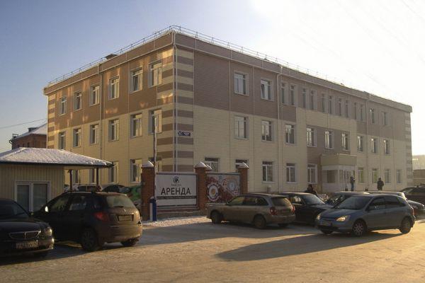 Деловой центр Альфа Сити