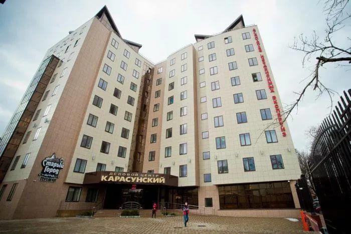 Аренда офиса дц карасунский ул.октябрьская поиск помещения под офис Маршала Тимошенко улица