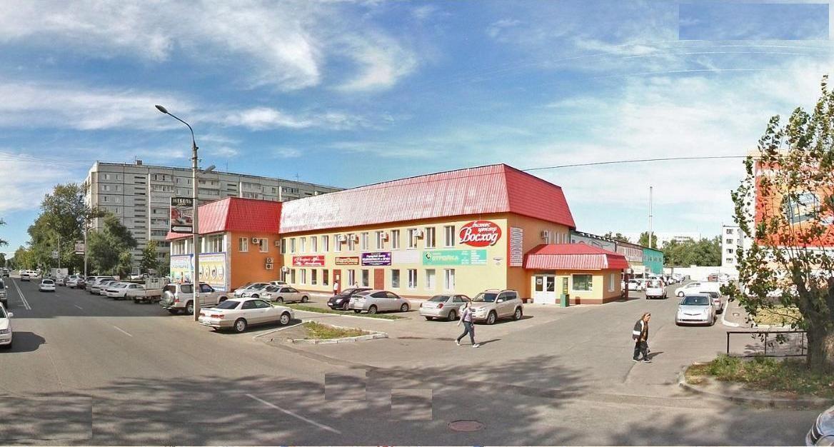 аренда помещений в ТЦ Восход