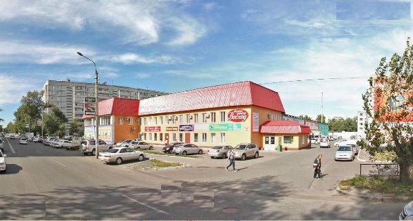 Торгово-офисный комплекс Восход