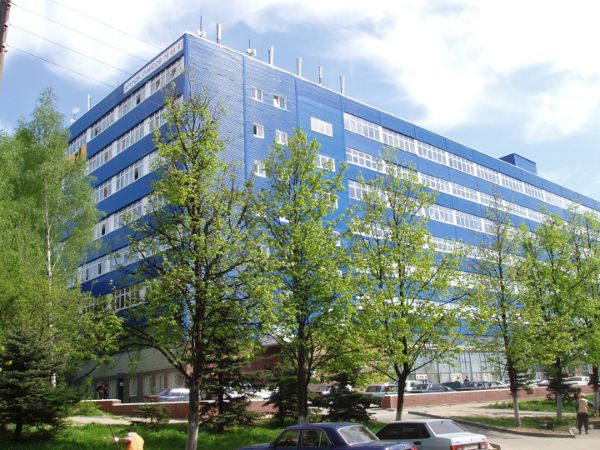 Бизнес-центр Орбита