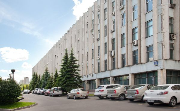 Административное здание на ул. Профсоюзная, 108