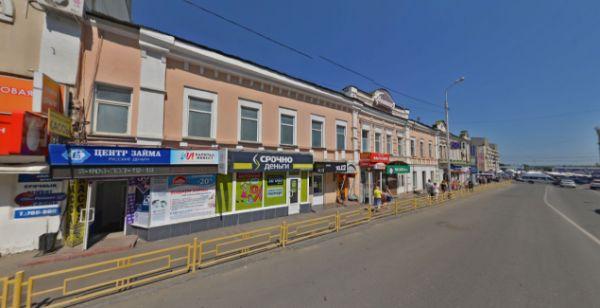 Бизнес-центр на ул. Бакунина, 50