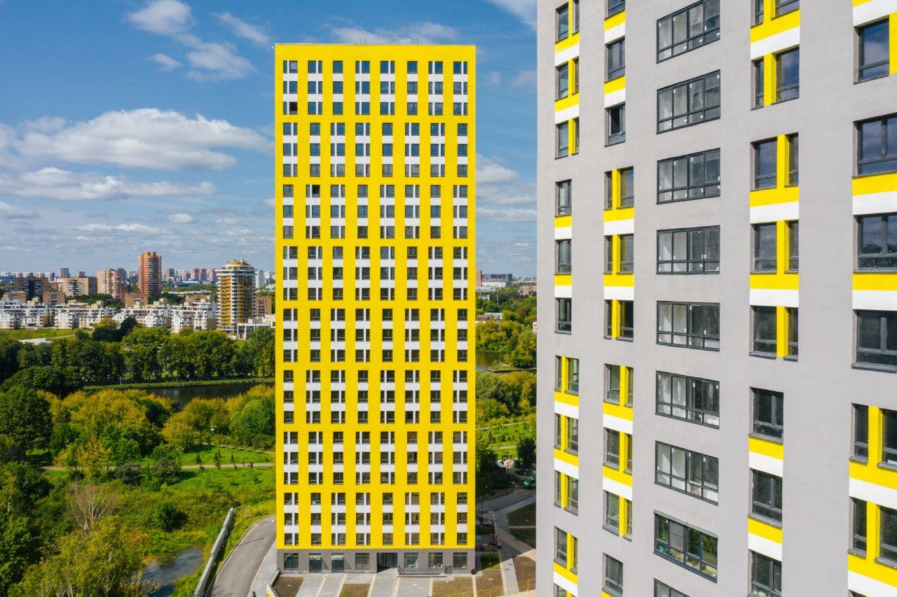 жилой комплекс Левобережный
