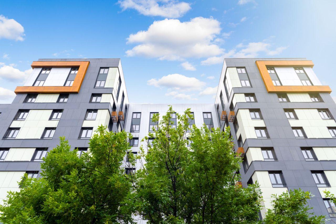 жилой комплекс Комплекс апартаментов Отражение