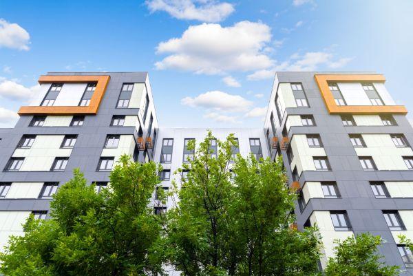 1-я Фотография ЖК «Комплекс апартаментов Отражение»