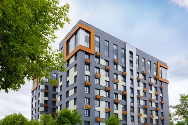2-я Фотография ЖК «Комплекс апартаментов Отражение»