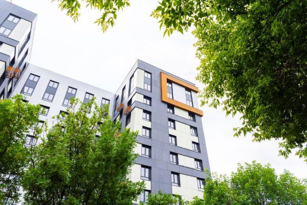 4-я Фотография ЖК «Комплекс апартаментов Отражение»