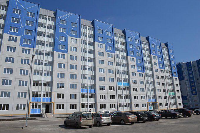 жилой комплекс ул. Ростовская, 59, 61