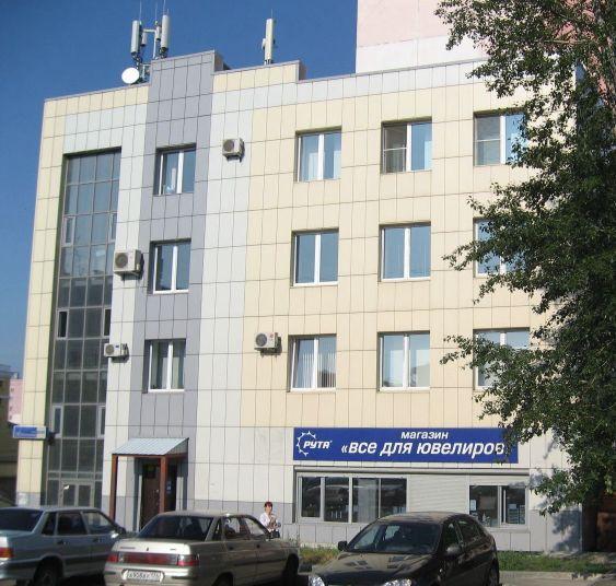 Офисное здание на ул. Колхозная, 36А