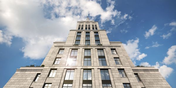 1-я Фотография ЖК «Комплекс апартаментов Alcon Tower (Алкон Тауэр)»