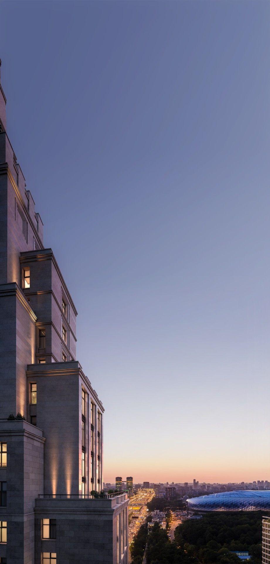 жилой комплекс Комплекс апартаментов Alcon Tower (Алкон Тауэр)