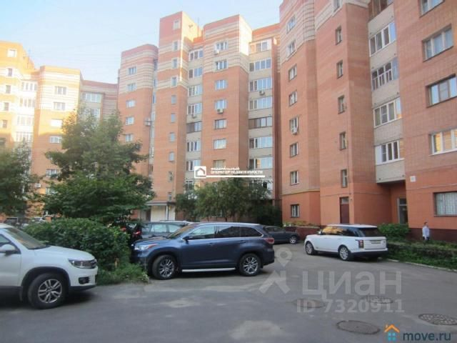 Продается четырехкомнатная квартира за 7 000 000 рублей. г Орёл, ул Советская, д 15.