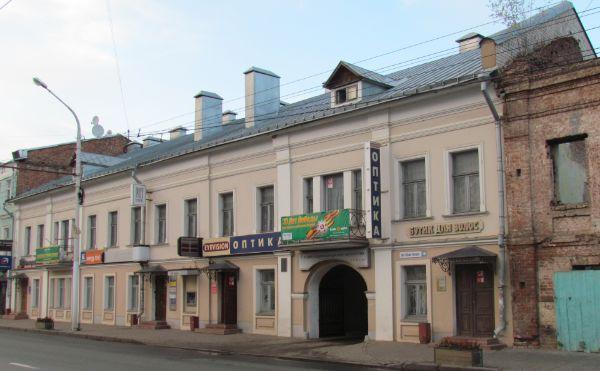 Бизнес-центр на ул. Советская, 19