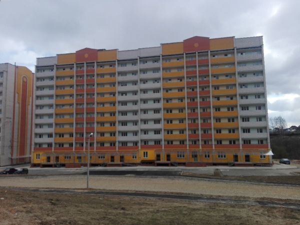 2-я Фотография ЖК «мкр. Алтуховка»