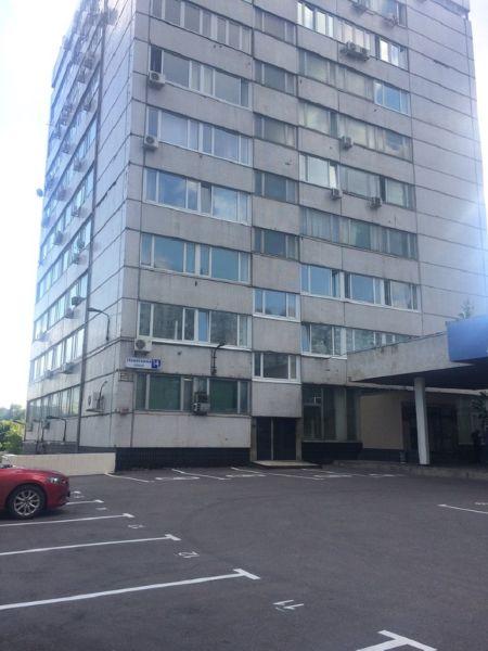 Бизнес-центр на ул. Намёткина, 14к2