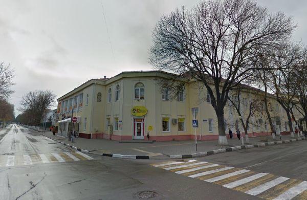 Торговый центр на ул. Пушкина, 28