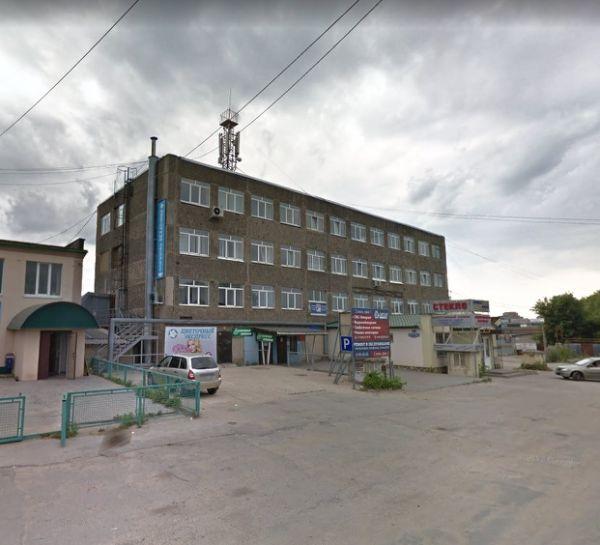 Отдельно стоящее здание на ул. Перова, 2А