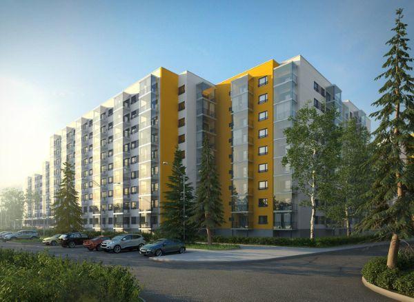 3-я Фотография ЖК «Финские кварталы»