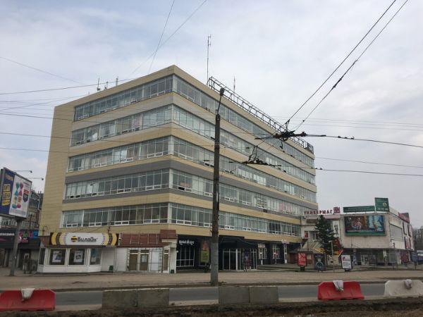 Торгово-офисный комплекс Гамаюн