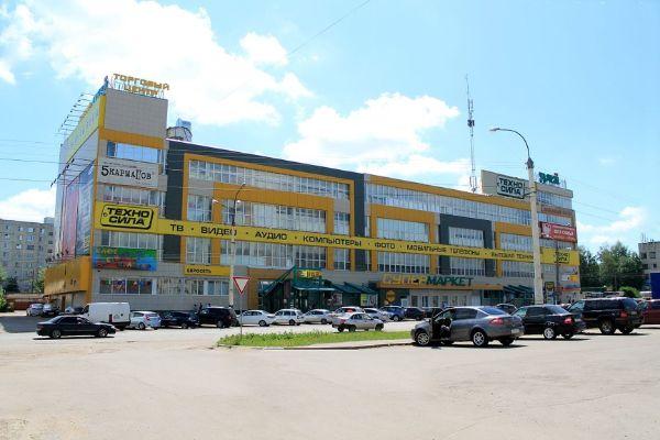 Торговый центр Улей