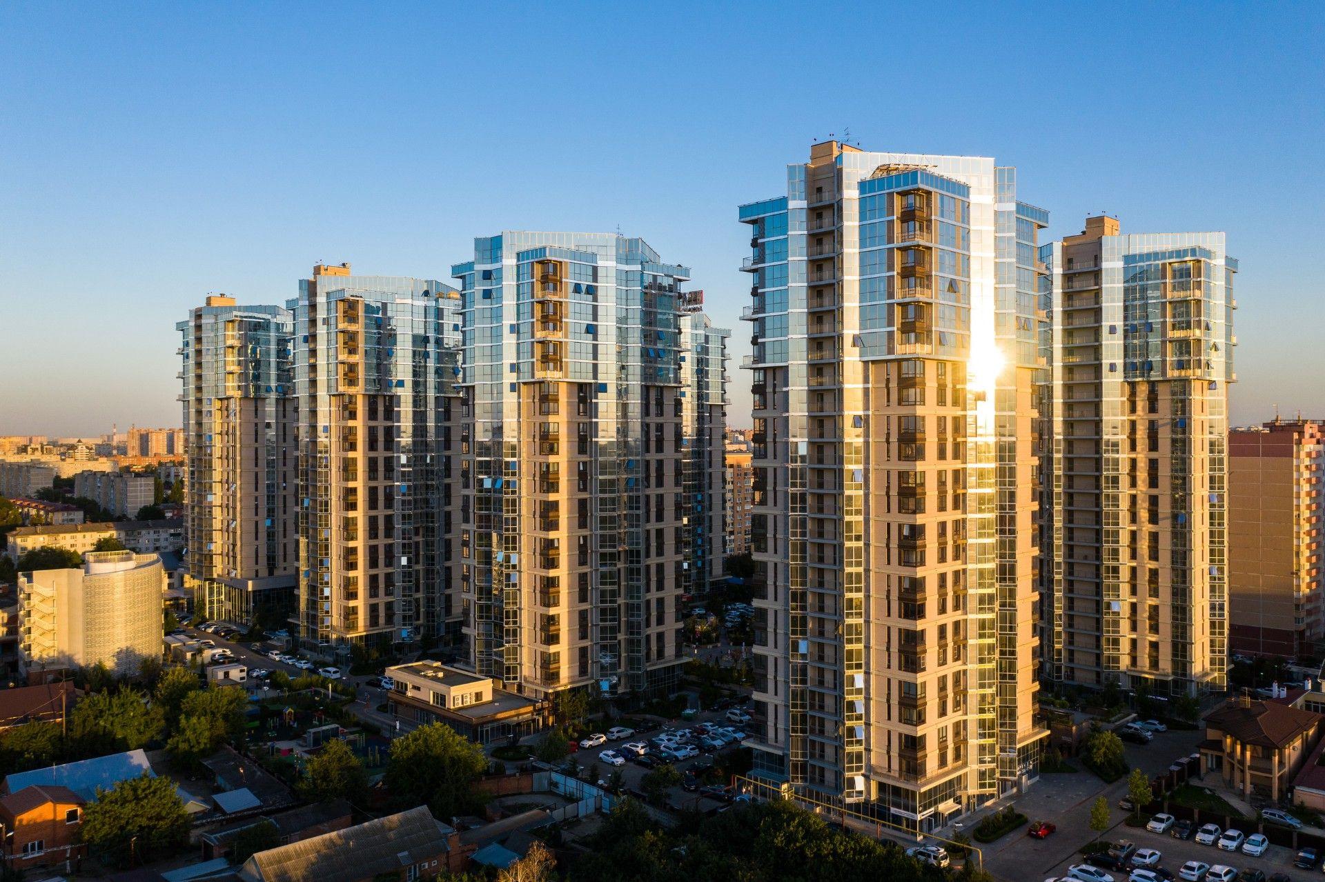 продажа квартир Седьмой континент