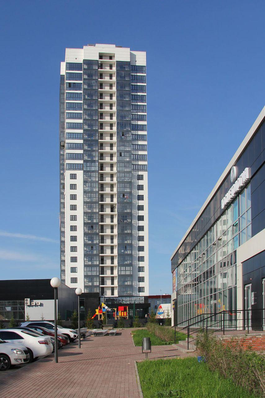 продажа квартир Europa Tower (Европа Тауэр)