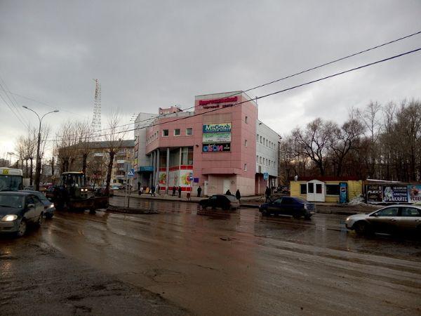 Торговый центр Тургеневский