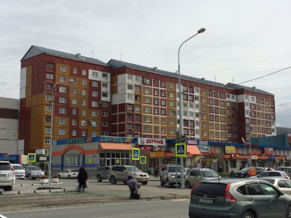 Торговый центр Сахалин Ковбой