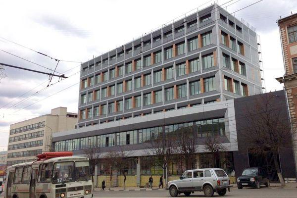 Торгово-офисный комплекс Вертикаль