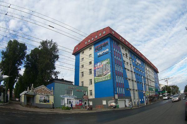Торгово-офисный комплекс Триумф