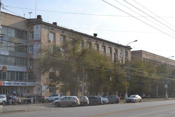 Бизнес-центр на проспекте Ленина, 100