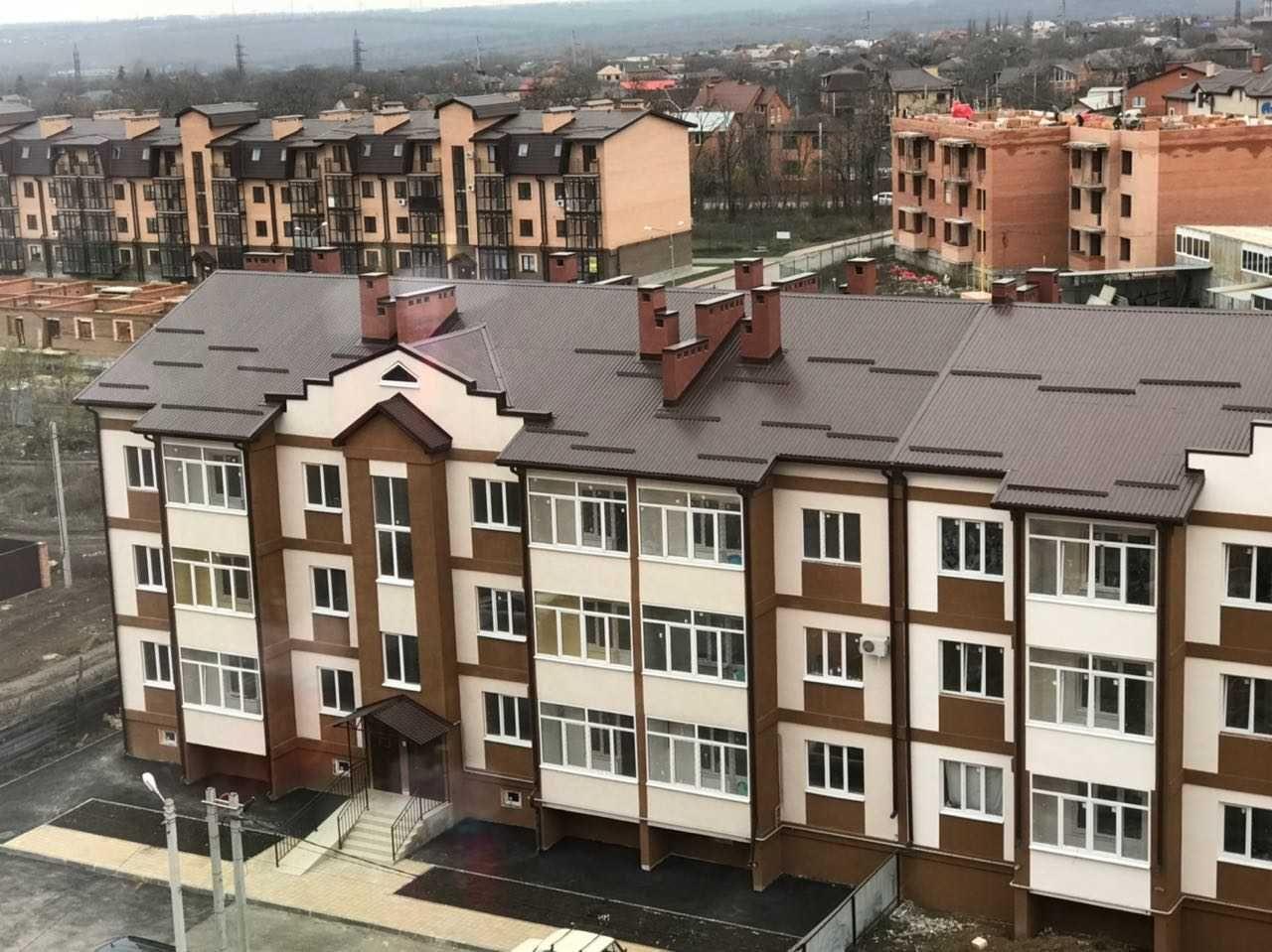 жилой комплекс Ященко, 8Б