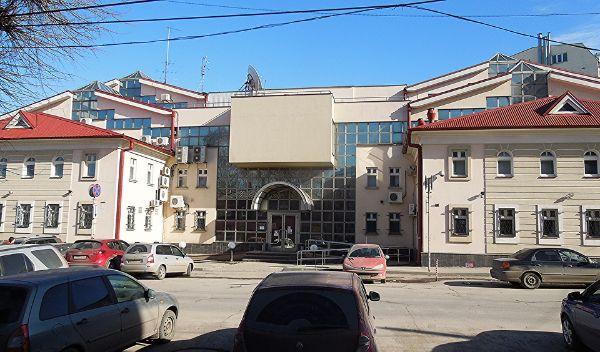 Бизнес-центр на ул. Право-Лыбедская, 35
