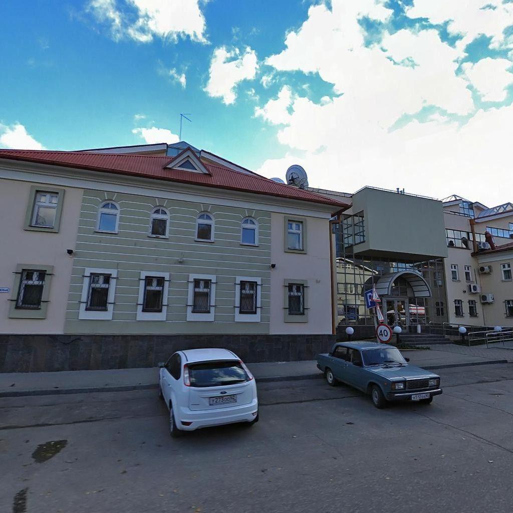 Бизнес Центр на ул. Право-Лыбедская, 35