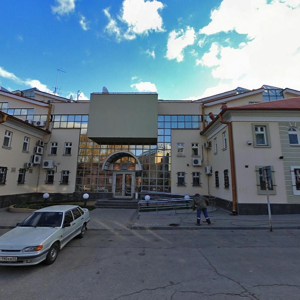 продажа помещений в БЦ на ул. Право-Лыбедская, 35
