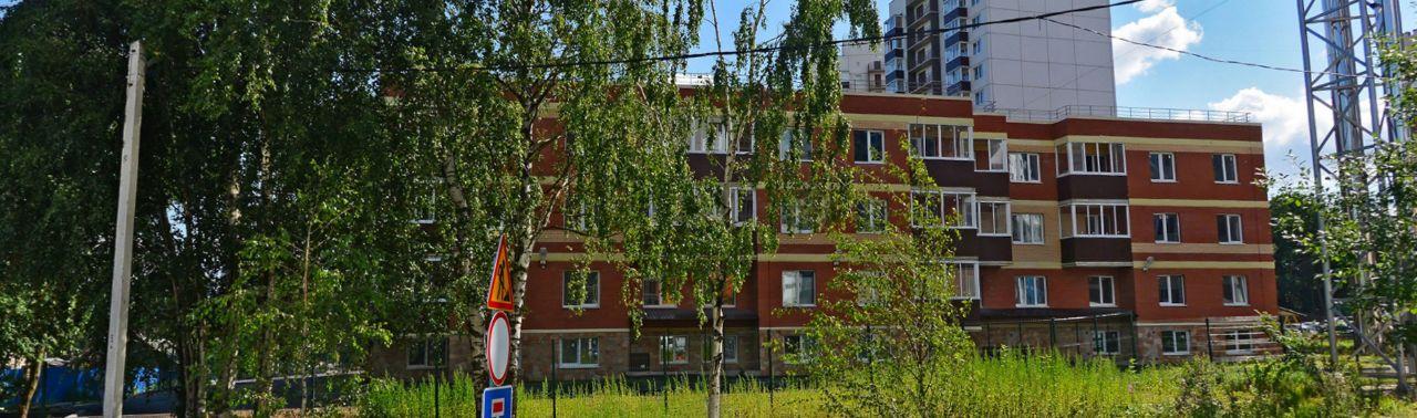 продажа квартир Мурино, ш. в Лаврики 42