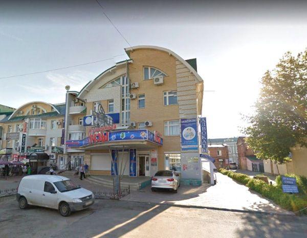 Бизнес-центр на ул. Интернациональная, 27Б