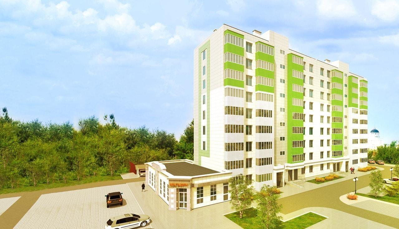 купить квартиру в ЖК Михайловское шоссе 33