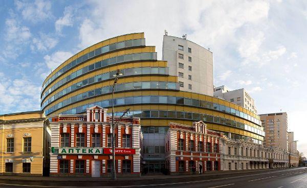Бизнес-центр Мосэнка 4 Парк Тауэрс
