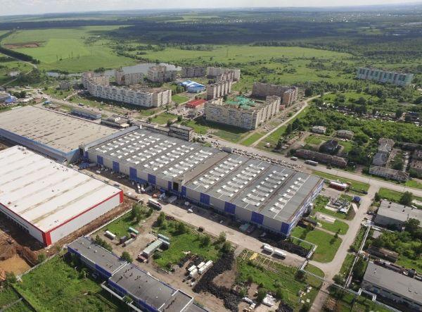 Индустриальный парк ПромЦентр