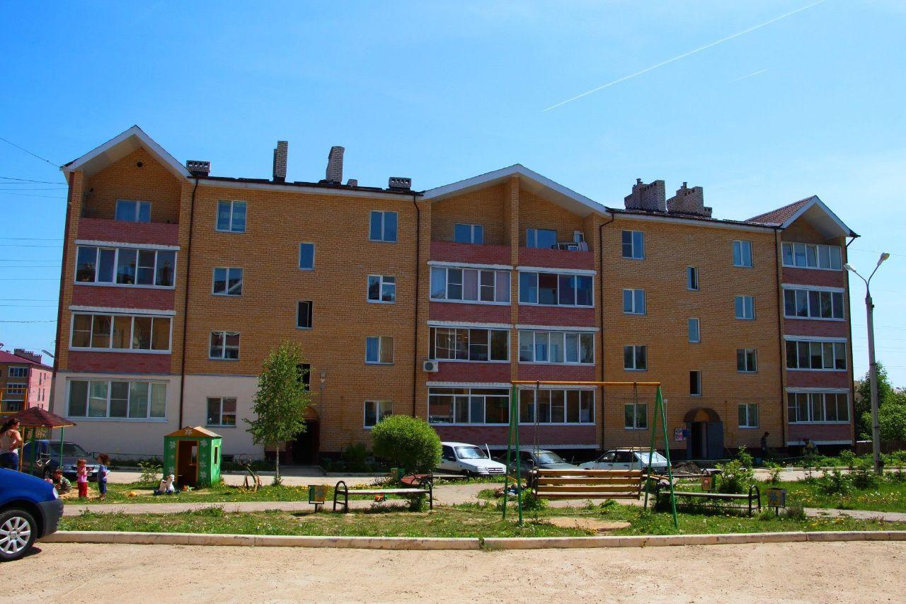 ЖК по ул. Никольская