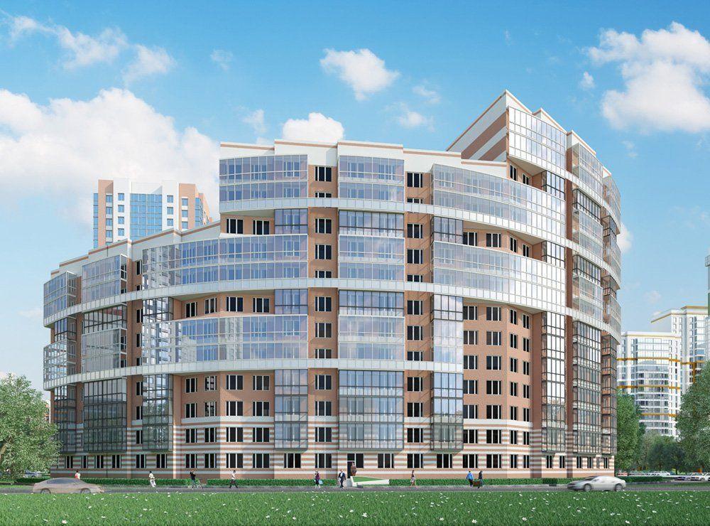 купить квартиру в ЖК Калина-Парк II