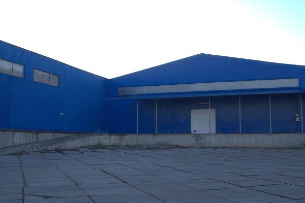 Офисно-складской комплекс на ул. Круговая, 44