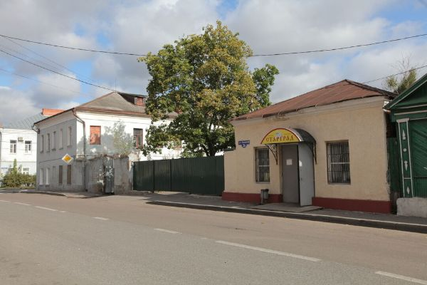 Отдельно стоящее здание на ул. Левшина, 2а